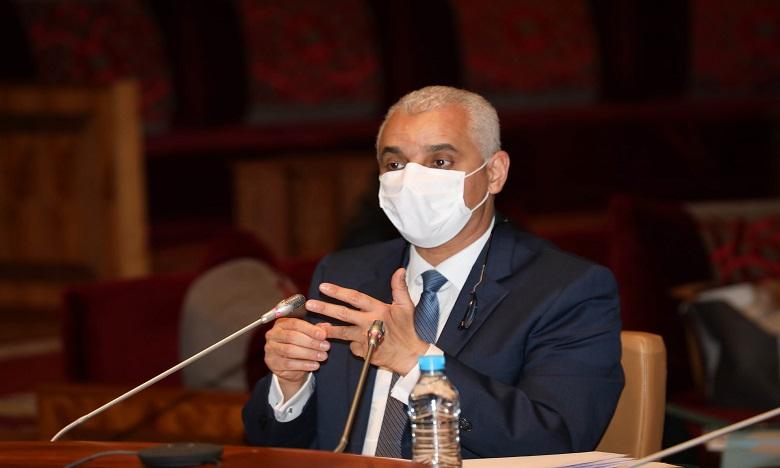 آيت الطالب يكشف نتائج البحث حول أسباب تفشي كورونا في طنجة
