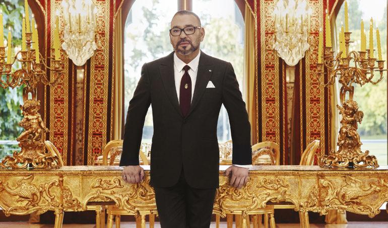 رئيس جماعة بني احمد الغربية بإقليم شفشاون يهنئ جلالة الملك بعيد العرش المجيد