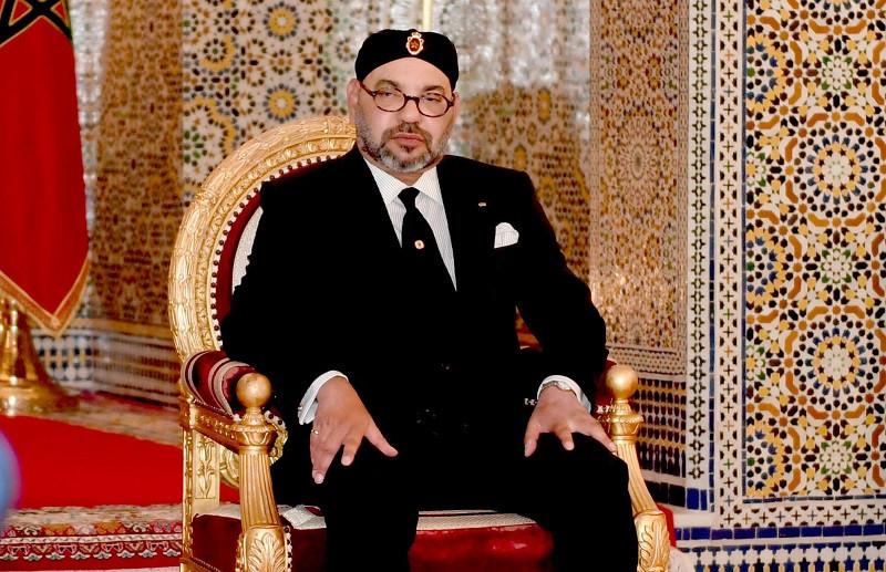 رئيس جماعة متيوة بإقليم شفشاون يهنئ جلالة الملك بعيد العرش المجيد