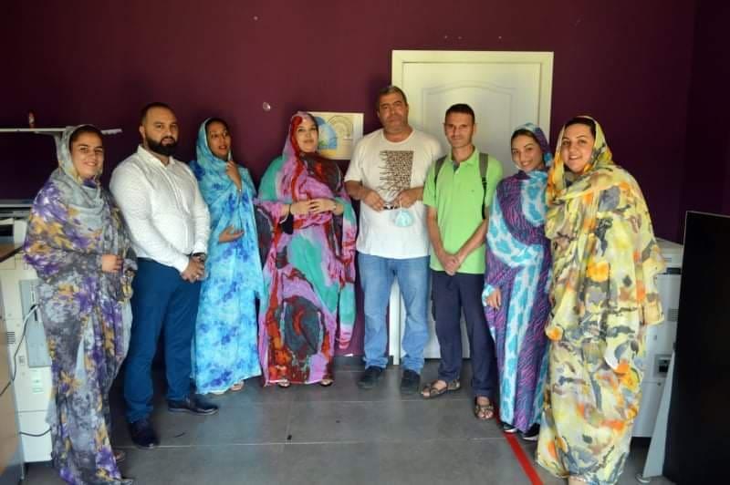 إفتتاح فرع جمعية النساء الصحراويات بالمهجر في ألميريا
