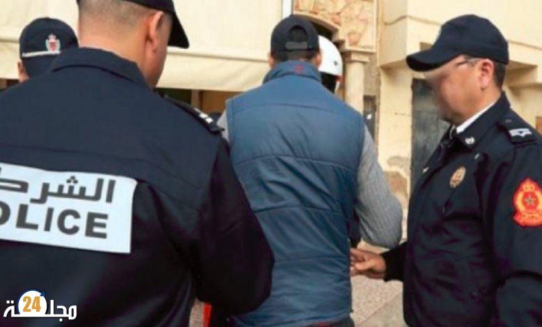 طنجة: توقيف أربعيني للاشتباه في تورطه في السرقة