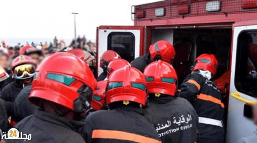 الناظور..نقل 60 عاملة إلى المستعجلات بسبب تسرب مادة كيماوية