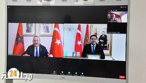 تركيا تشيد بريادة جلالة الملك وبدور المغرب كقطب للاستقرار والتنمية في المنطقة