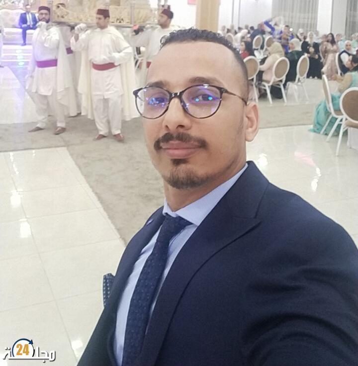 محمد مسعودي .. مموِّن حفلات شق طريقه نحو النجاح بمثابرته وإجتهاده
