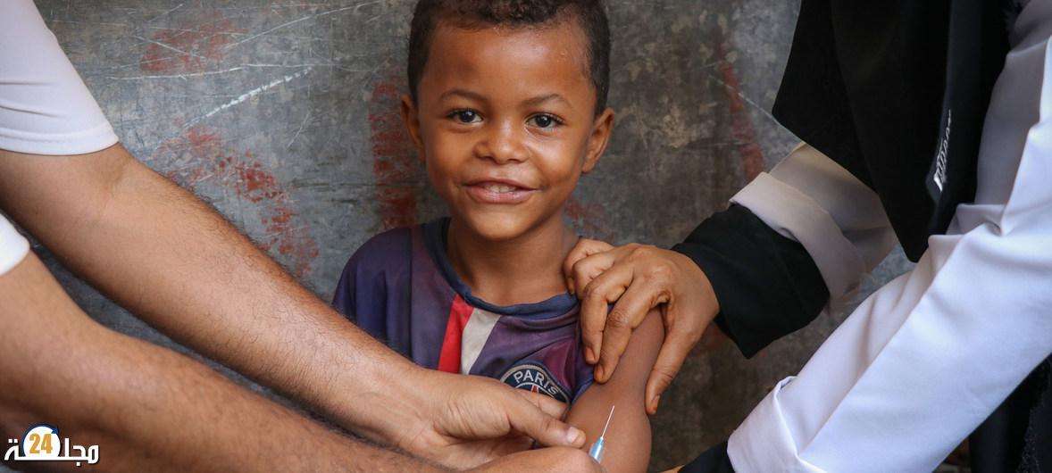 الصين: السماح بتطعيم الأطفال بلقاح كوفيد-19