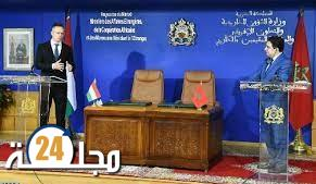 المغرب وهنغاريا يشيدان بالدينامية التي طبعت علاقاتهما خلال السنوات الأخيرة