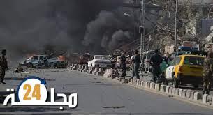 سبعة قتلى في تفجيرين غربي كابل