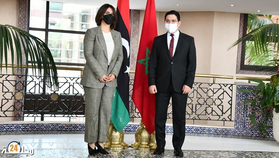 بوريطة.. المغرب يعتزم الوقوف بجانب ليبيا بتعليمات ملكية