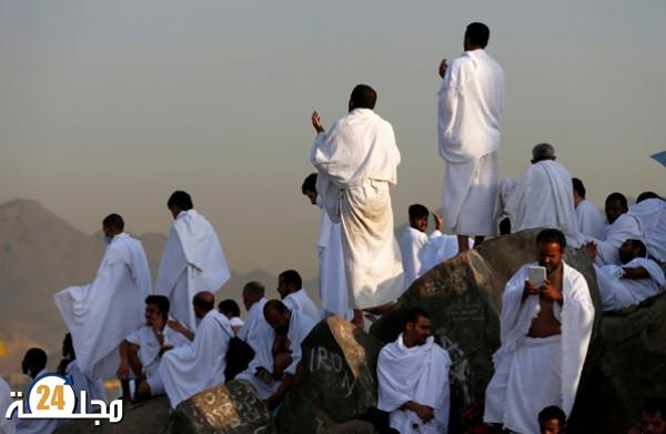 حج 1442 هـ: ضيوف الرحمن ينفرون إلى مزدلفة بعد الوقوف على صعيد عرفات