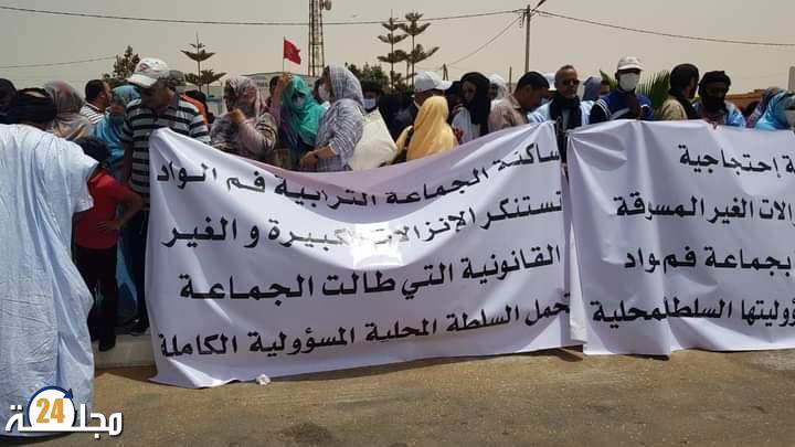 العيون … حكم قضائي ينهي جدل التسجيلات المشبوهة باللوائح الانتخابية