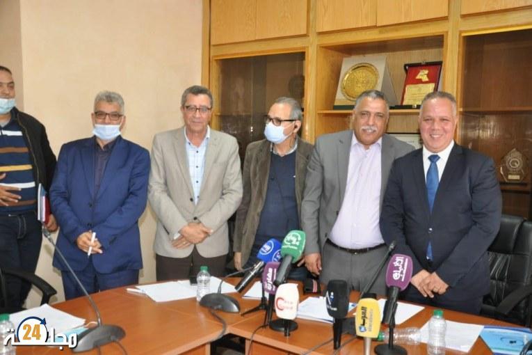 النقابة الوطنية للصحافة ومهن الإعلام تندد باستهداف المغرب ومؤسساته