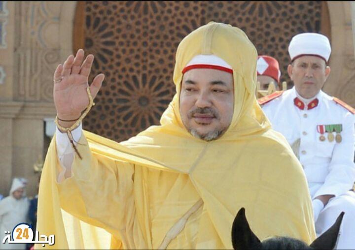 صاحب محل Amrani Home السيد أسامة العمراني يهنئ ملك البلاد بمناسبة الذكرى 22 لعيد العرش المجيد