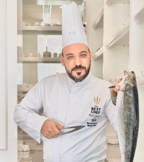 """""""الشيف منير حرير"""" رحلة طباخ مغربي من المحمدية إلى العالمية"""