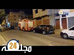 بالفيديو: محاولة انتحار ثلاثيني بحي السلام الشطر 4 بسطات