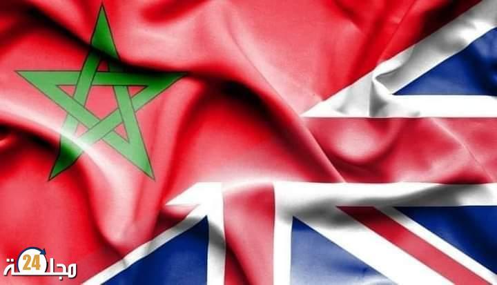 خط بحري يربط المغرب ببريطانيا