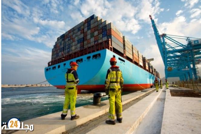 بريطانيا: وصول أول سفينة تجارية محملة بالخضر والفواكه قادمة من المغرب