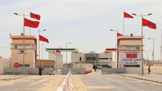 الكركرات.. وفد من الجمعية الوطنية للإعلام والناشرين يزور المنطقة دعما للقوات المسلحة الملكية
