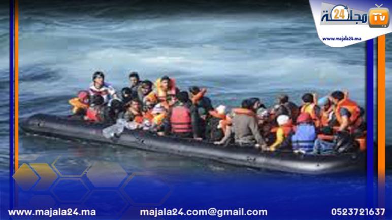 أزيد من 4 آلاف مهاجر سري جزائري وصلوا إلى إسبانيا منذ مطلع السنة