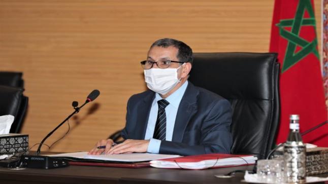 العثماني: تخفيف تنقل المسافرين من وإلى المغرب تواكبه إجراءات لحماية المواطنين
