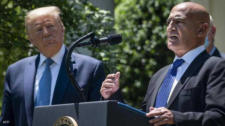 منصف السلاوي يستبعد من رئاسة فريق البيت الأبيض لتطوير لقاح كورونا