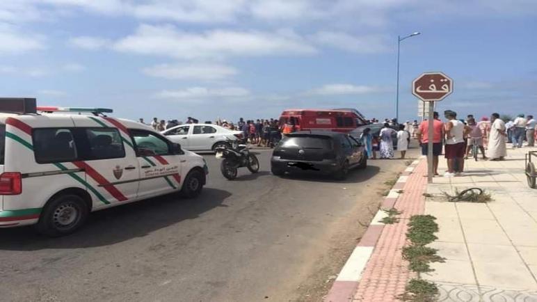 استمرار حرب الطرقات بشوارع مدينة الجديدة بسبب الدراجات النارية