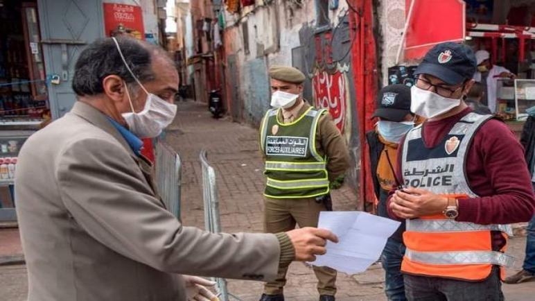 الحكومة تتخذ إجراءت للحد من انتشار وباء كورونا المستجد