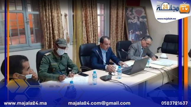المجلس الجماعي لسيدي بوعبداللي يعقد دورته العادية لشهر اكتوبر