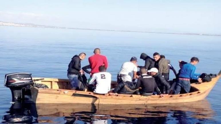 الداخلة المدينة السياحية أصبحت مأوى للمهاجريين السريين