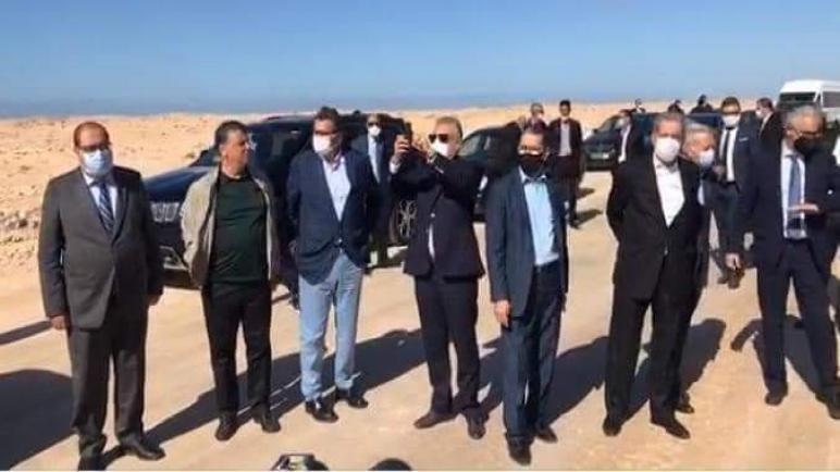 الكركرات….. زيارة قادة الأحزاب السياسية