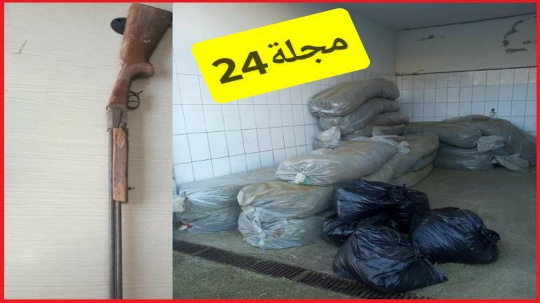 4 أطنان من المخدرات في قبضة أمن القنيطرة