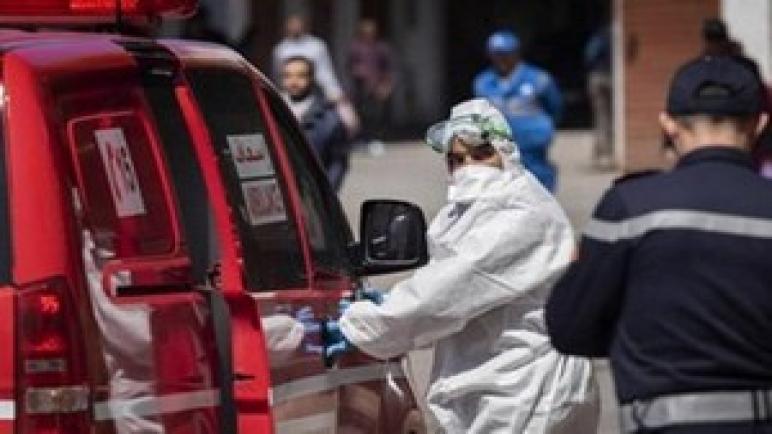 2157حصلية المصابين بفيروس كورونا بالمغرب ….وجهة الدار البيضاء سطات تتصدر القائمة