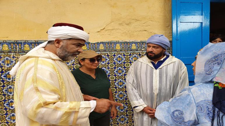 """المخرجة جميلة بنعيسى البرجي عن """"سالف عذرا"""""""
