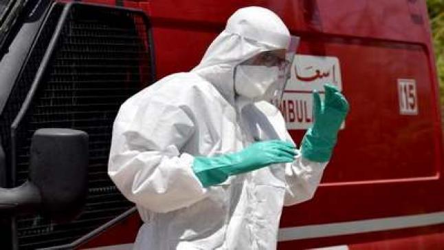 2552حصيلة المصابين بفيروس كورونا بالمغرب