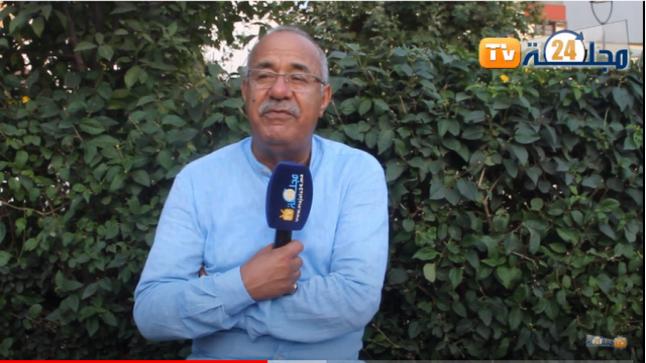 بالفيديو..الخراز.. المواطنين دخلوا لديورهم و طبقوا الحجر الصحي والمعامل مزال خدامة