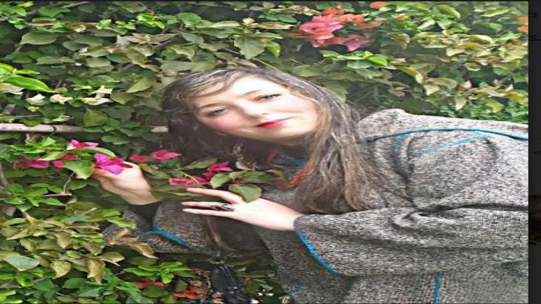 فراشة المغرب إمهاء مكاوي تستمد إلهامها الشعري من أزهار الربيع في شهر رمضان الفضيل