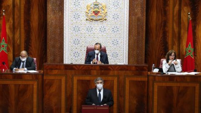 مجلس النواب يصادق بالأغلبية على مشروع القانون التنظيمي المتعلق بالمجلس