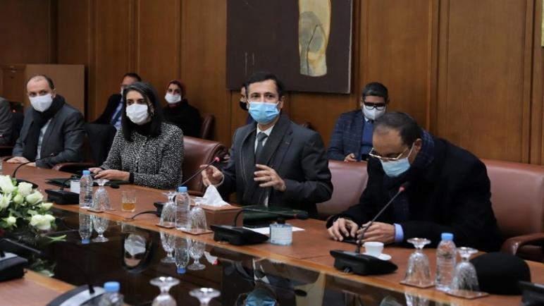 لجنة اليقظة تقرر تمديد دعم القطاعات المتضررة من جائحة كورونا