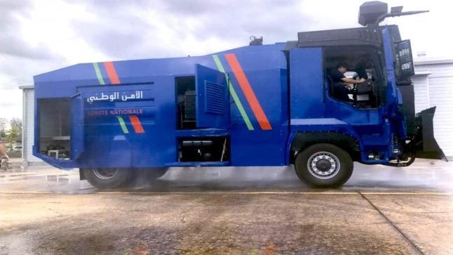 مديرية الحموشي تضع رهن إشارة مصالحها 660 مركبة جديدة بمواصفات متطورة للنهوض الأمثل بمهامها