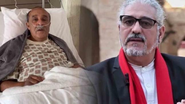 """بالفيديو..تدوينة الشوبي """"المشككة"""" تثير ضجة كبيرة بخصوص إصابة الممثل سعيد الناصيري بكورونا"""