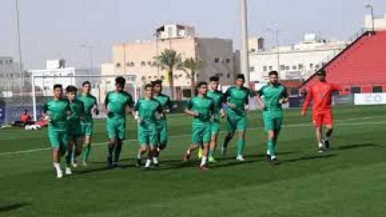 المنتخب المغربي لكرة القدم لأقل من 20 سنة يخوض تجمعا إعداديا